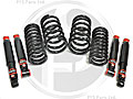 900 79-93 - AVO Adjustable Dampers & Lesjofors Springs Suspension Kit 30mm