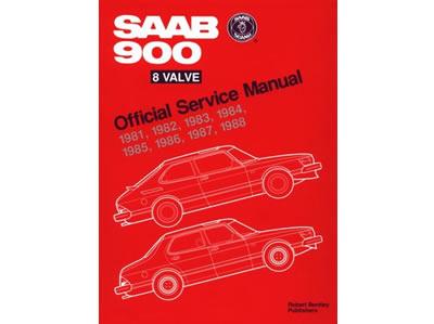 saab 900 81 88 8 valve official service manual rh partsforsaabs com 97 Saab 900s Body Kits Saab 900 eBay