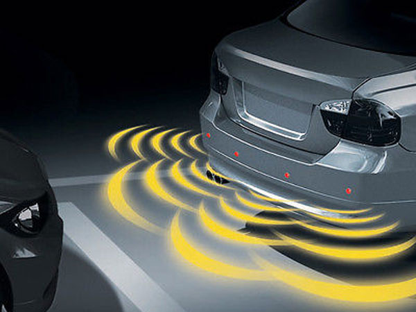 Valeo Beep & Park Front or Rear Parking Assistance System - Audible
